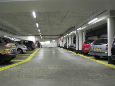 Освещение паркинга, парковки